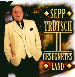 cd cover gesegnetesland